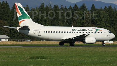 LZ-BOW - Boeing 737-330 - Bulgaria Air