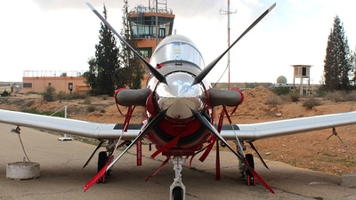 414 - Raytheon T-6A Efroni - Israel - Air Force