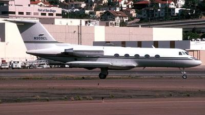N309EL - Gulfstream G-IITT - Private