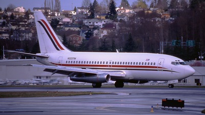 N222TM - Boeing 737-2K9(Adv) - Unknown