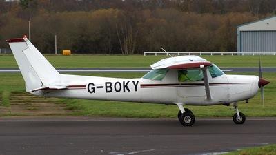 A picture of GBOKY - Cessna 152 - [15285298] - © Matt Richmond