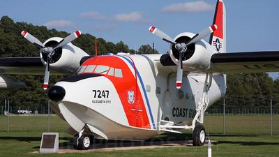 51-7247 - Grumman HU-16E Albatross - United States - US Coast Guard (USCG)
