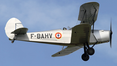F-BAHV - Stampe and Vertongen SV-4C - Private