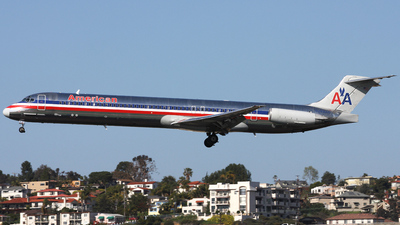 N249AA - McDonnell Douglas MD-82 - American Airlines