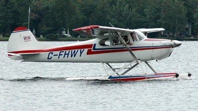 C-FHWY - Cessna 170B - Private