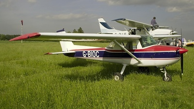 A picture of GBIOC - Cessna F150L - [0848] - © Wallace Shackleton