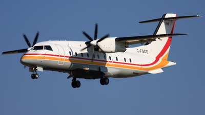 C-FSCO - Dornier Do-328-100 - Shell Aviation
