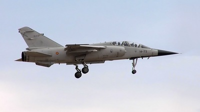 CE.14-87 - Dassault Mirage F1BM - Spain - Air Force