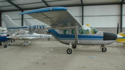 G-BTVV - Reims-Cessna F337G Super Skymaster - Private