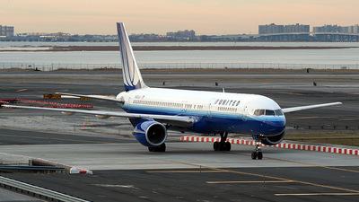 N505UA - Boeing 757-222 - United Airlines