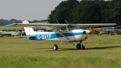 A picture of GBAYP - Cessna 150L - [15074017] - © Brian Whitelegg