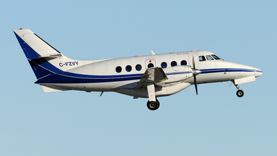 C-FZVY - British Aerospace Jetstream 32 - Skyservice Airlines