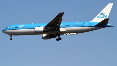 PH-BZI - Boeing 767-306(ER) - KLM Royal Dutch Airlines