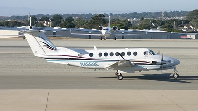 N455SE - Beechcraft B300 King Air 350 - Private