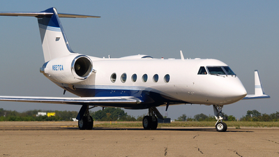 N827GA - Gulfstream G-IV(SP) - Private