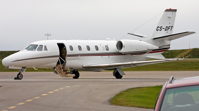 CS-DFT - Cessna 560XL Citation Excel - NetJets Europe