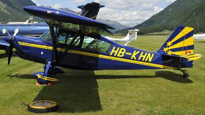 HB-KHN - American Champion 8KCAB Super Decathlon - Air Engiadina