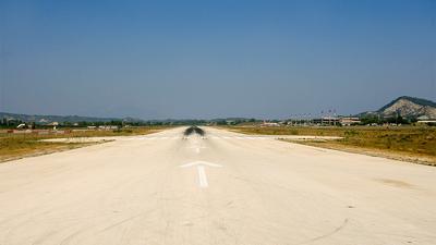 LGZA - Airport - Runway