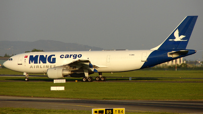 TC-MNN - Airbus A300B4-203(F) - MNG Airlines
