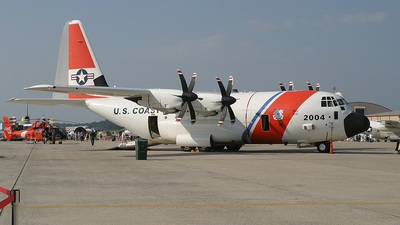 2004 - Lockheed Martin HC-130J Hercules - United States - US Coast Guard (USCG)