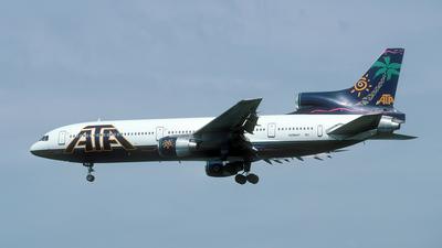 N198AT - Lockheed L-1011-100 Tristar - ATA Airlines