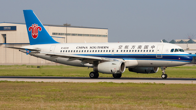 B-6239 - Airbus A319-132 - China Southern Airlines