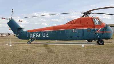 - Sikorsky S-58 - Canada - Royal Canadian Air Force (RCAF)