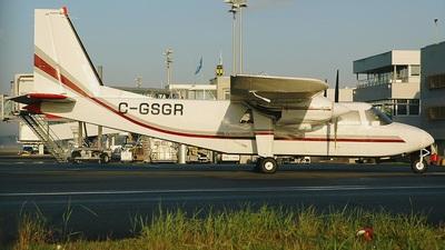 C-GSGR - Britten-Norman BN-2B-21 Islander - Sander Geophysics