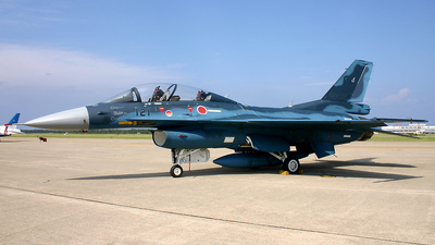 33-8121 - Mitsubishi F-2B - Japan - Air Self Defence Force (JASDF)