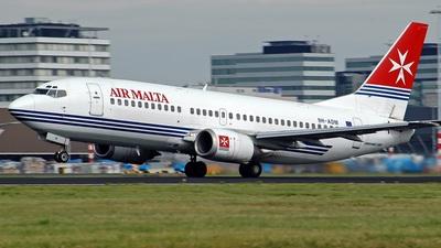 9H-ADM - Boeing 737-382 - Air Malta