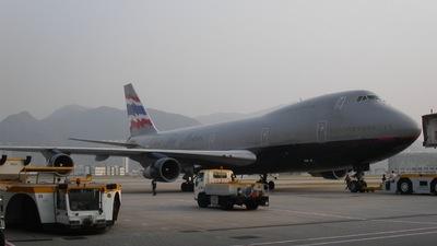 HS-UTC - Boeing 747-238B - Orient Thai Airlines