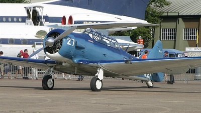 - North American T6 Texan - Private