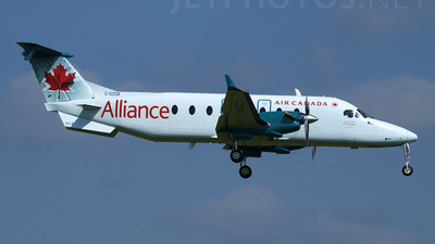 C-GZGA - Beech 1900D - Air Alliance