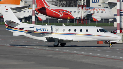 D-CVVV - Cessna 560XL Citation XLS - Augusta Air