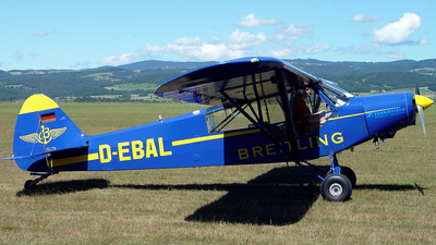 D-EBAL - Piper PA-18 Super Cub - Private