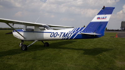 OO-TMD - Reims-Cessna F152 II - Belgian Flight School (BFS)