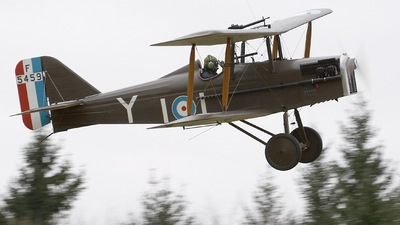 G-INNY - Royal Aircraft Factory SE.5a replica - Private