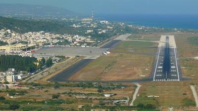 LGRP - Airport - Runway
