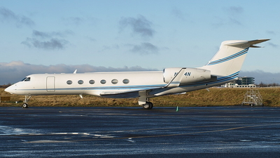 N624N - Gulfstream G-V - Private