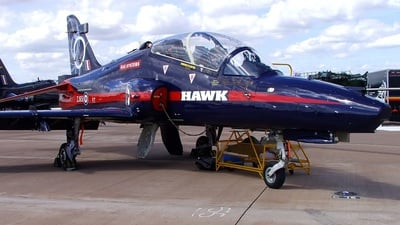 ZJ951 - British Aerospace Hawk Mk.100 - BAE Systems