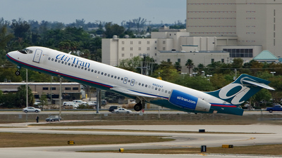N922AT - Boeing 717-2BD - airTran Airways