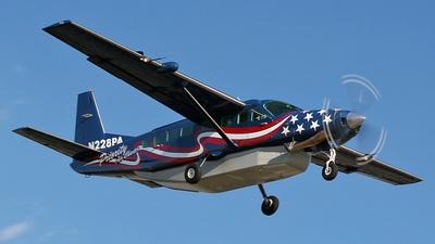 A picture of N228PA - Cessna 208B Grand Caravan - [208B0930] - © Jian Tan