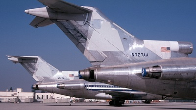 N727AA - Boeing 727-227(Adv) - Ascend Aviation