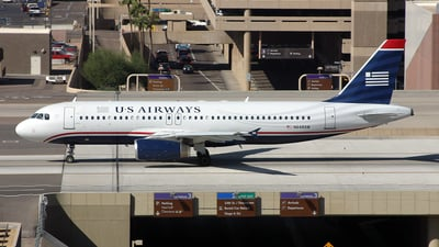 N648AW - Airbus A320-232 - US Airways (America West Airlines)