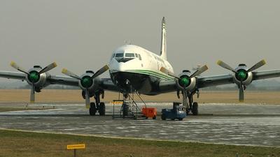 G-SIXC - Douglas DC-6B(F) - Air Atlantique