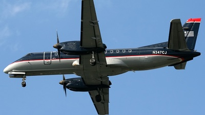 N347CJ - Saab 340B - US Airways Express (Colgan Air)