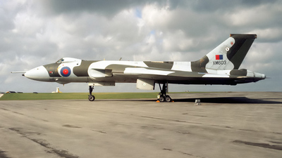 XM603 - Avro 698 Vulcan B.2 - United Kingdom - Royal Air Force (RAF)