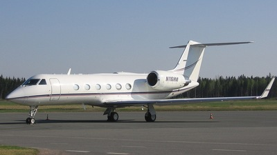 N116HM - Gulfstream G-IV - Private