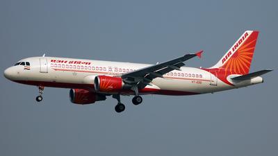 VT-EDD - Airbus A320-214 - Air India