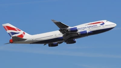 G-BNLJ - Boeing 747-436 - British Airways